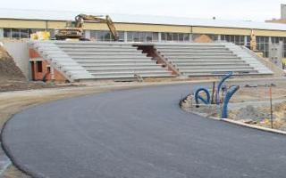 Kalisz: Postępy na budowie zgodne z oczekiwaniami