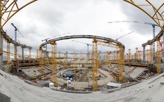 Rosja 2018: Zobacz postępy w Jekaterynburgu