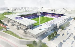 Wiedeń: Austria oficjalnie zaczyna przebudowę stadionu