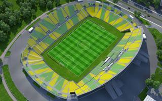 "Francja: FC Nantes chce ""odpicować"" La Beaujoire"