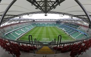 Warszawa: Stadion Legii zamknięty, ale nie za rasizm