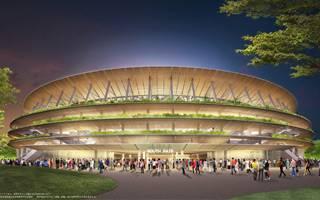 Tokio 2020: Olimpijski zatwierdzony, budowa od grudnia