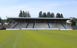 Bundesliga: Darmstadt zmienia stadion w bardziej piłkarski