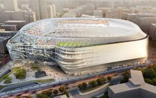 Madryt: Real pokazał pomniejszone Bernabéu