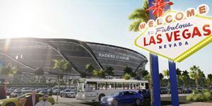 """Las Vegas: Pieniądze na nowy superstadion """"klepnięte"""""""