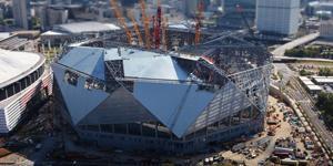 Atlanta: Stały dach MB Stadium gotowy!