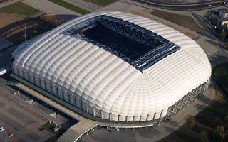 Poznań: Przyjezdni pieszo na INEA Stadion