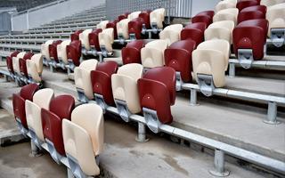 Moskwa: Łużniki konstrukcyjnie gotowe, teraz krzesełka