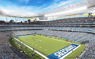 Kalifornia: Trump wygrał, stadion w San Diego przegrał