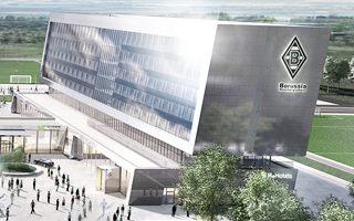 Mönchengladbach: Borussia zaczęła budowę hotelu na stadionie