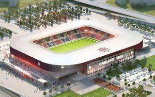 Włochy: Cagliari zbuduje stadion zanim zbuduje stadion