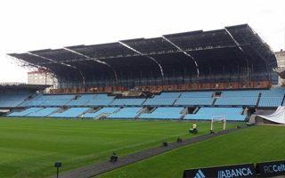 Nowa budowa: Celta Vigo kończy pierwszą trybunę