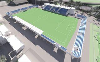 Nowy stadion i projekt: Trochę mniejsza pardubicka