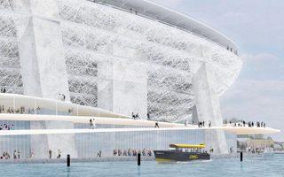 Rotterdam: Feyenoord pyta kibiców o stadionowe marzenia