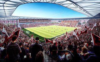 Kalifornia: Stadion Republic zatwierdzony