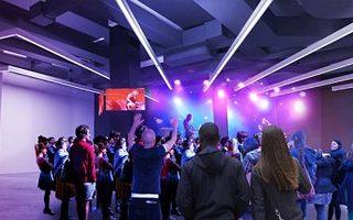 Poznań: Sala koncertowa z lekkim poślizgiem