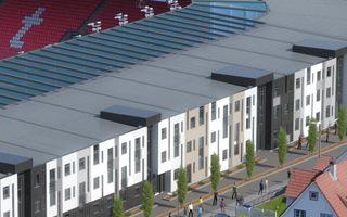 Norwegia: Akademiki na stadionie Brann w 2019 roku