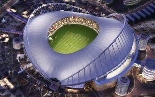 Katar 2022: Khalifa Stadium z lekkim opóźnieniem
