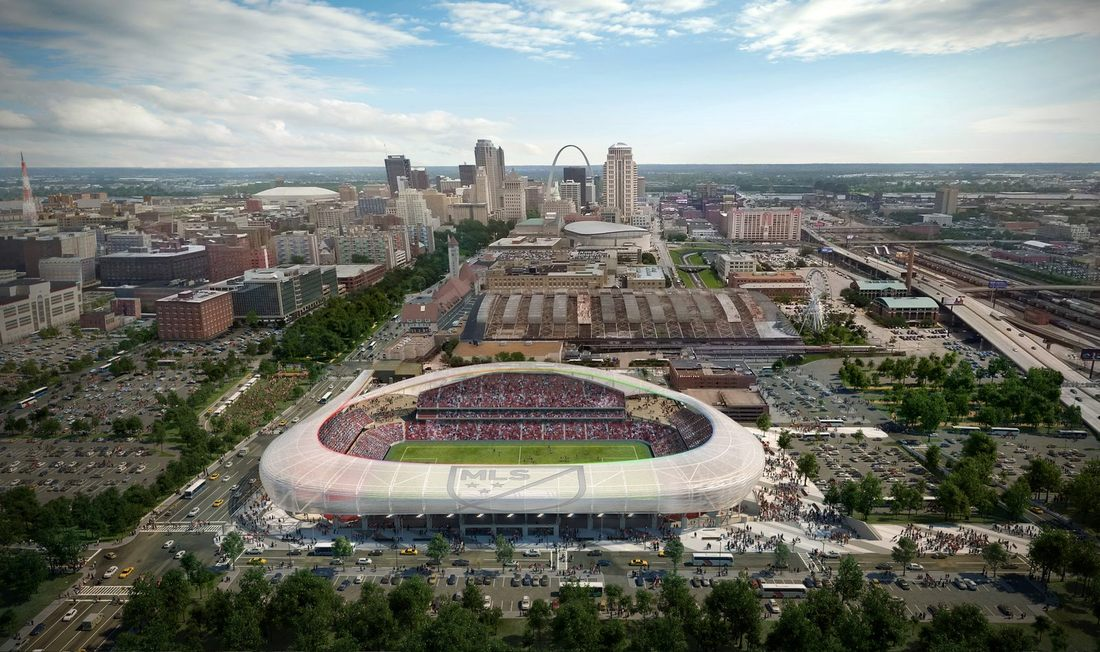 St. Louis Stadium