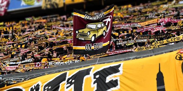 Monachium: Dynamo Drezno przejęło Allianz Arenę