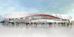 Madryt: Atletico ujawniło sponsora stadionu