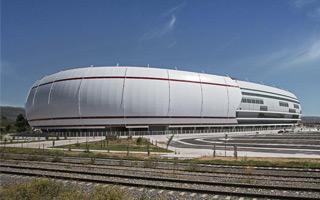 Nowe stadiony: Stadionowe zmiany w Turcji