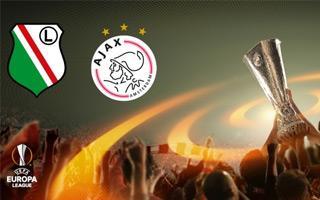 Liga Europy: Legia znów leci do Amsterdamu