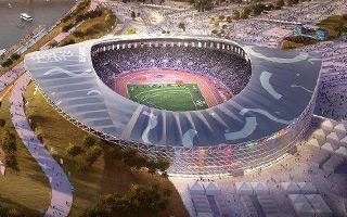 Nowy projekt: Budapeszt pokazuje Stadion Olimpijski