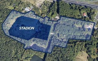 Katowice: Można budować stadion na nowym terenie