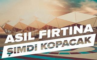 Trabzon: Erdoğan otworzy stadion, mecz w 2017