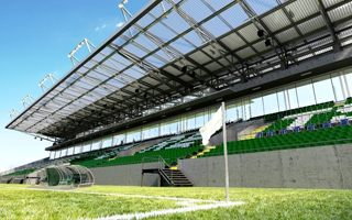 Nowy stadion i projekt: