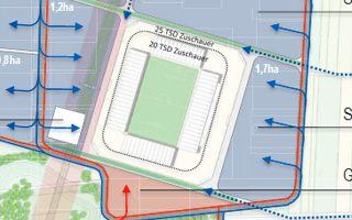 Bundesliga: Darmstadt wytypowało tereny pod nowy stadion
