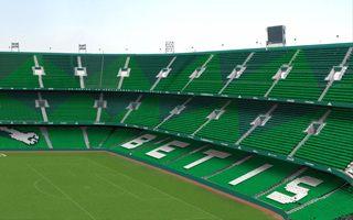 Sewilla: Betis pokazał nowy wizerunek stadionu