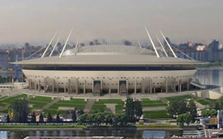 St. Petersburg: Arena skończona, ale... niekoniecznie
