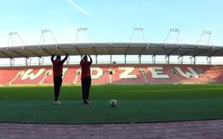Łódź: Widzew śrubuje rekord, zawstydza Ekstraklasę