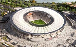 Rzym: Roma liczy na budowę w latach 2017-2020