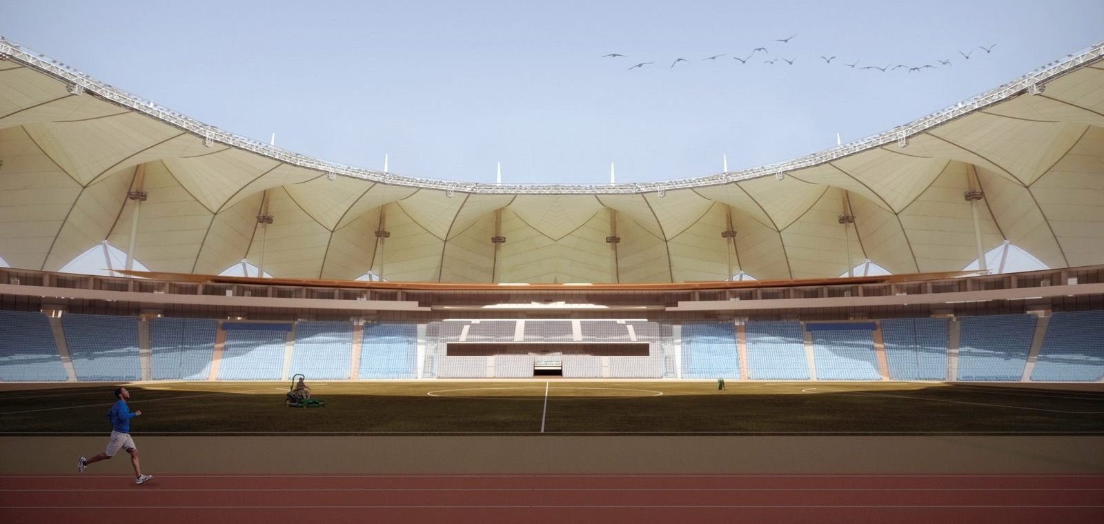 King Fahd Intl Stadium