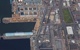 Liverpool: Everton potwierdza lokalizację stadionu