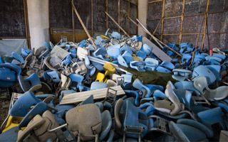 Rio de Janeiro: Zapuścili legendę, Maracanã w ruinie