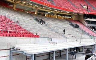 Amsterdam: Na południu krzesełka, na wschodzie rozbudowa