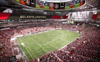 """Atlanta: Piłkarze otworzą nowy """"kwiat"""" NFL"""