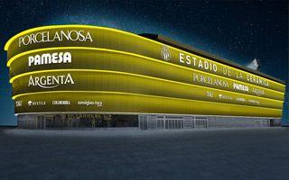 Hiszpania: Oficjalna prezentacja Estadio de la Cerámica