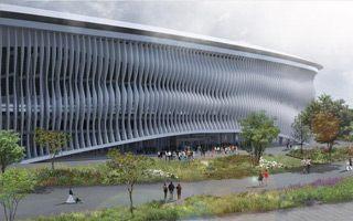 Nowy projekt: Stadion jak meksykańska fala
