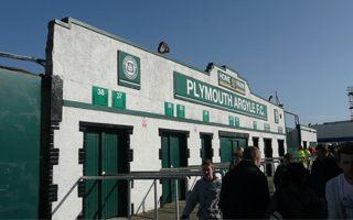 Anglia: Plymouth w końcu zbuduje brakującą trybunę?
