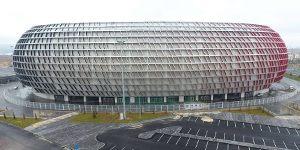 Nowy stadion: Gaziantep Arena otwarta na smutno