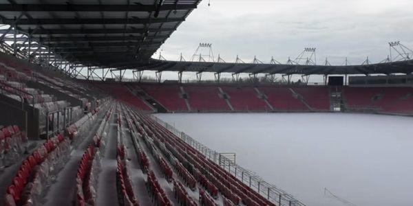 Łódź: Przekazanie stadionu Widzewa 3 lutego