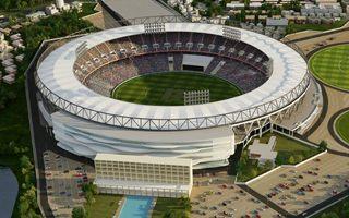 Nowy projekt: Indie budują największy stadion do krykieta