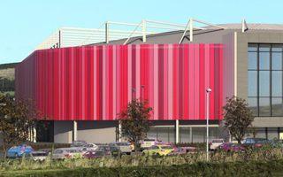 Szkocja: Nowy stadion Aberdeen budzi spore emocje