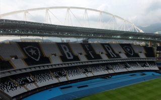 Rio de Janeiro: Botafogo przejęło Olimpijski w wielkim stylu