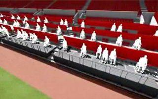 Manchester: Old Trafford zmniejszy się o ponad 2 tysiące miejsc